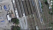 RailWorks Train Simulator Real Google Maps Part 1