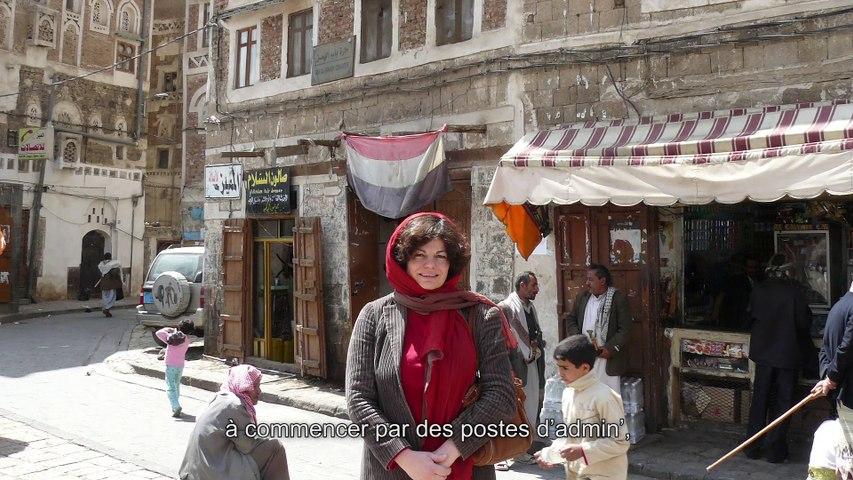 Marie-Hélène Jouve Responsable de parcours MSF