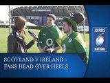 Scotland v Ireland - Irish Fan Wants to Marry Sean O'Brien