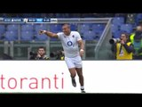 Beautiful Danny Care chip sets up Jonathan Joseph for a try | RBS 6 Nations
