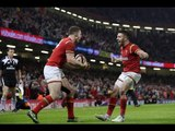 Round Four: The Best Plays and Tries! | RBS 6 Nations