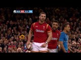 Second Half Highlights - Wales 61-14 Italy | RBS 6 Nations