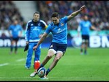 Carlo Canna penalty extends Italy lead after scrum penalty| RBS 6 Nations