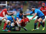 First half highlights: Italy v Wales | RBS 6 Nations