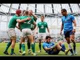 Second Half Highlights - Ireland 58-15 Italy | RBS 6 Nations