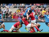 Second half highlights: Italy v Wales | RBS 6 Nations