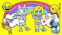 [MV] Whatever whatever whatever Neru & z'5 feat  Kagamine Rin & Kagamine Len