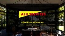 Spécialiste des fenêtres et menuiseries pvc et alu à Quéménéven, Alu services (29)