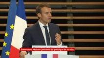 Emmanuel Macron annonce le retour des emplois francs, qui seront expérimentés dès le 1er janvier prochain sur une dizaine de territoires.