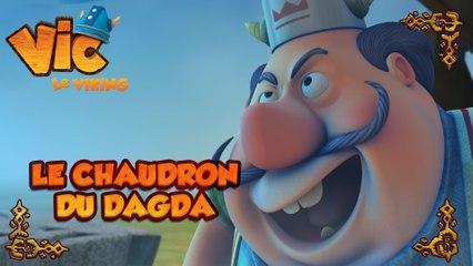 Vic le viking - Le chaudron du Dagda