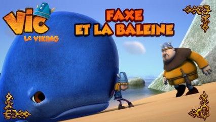 Vic le viking - Faxe et la baleine