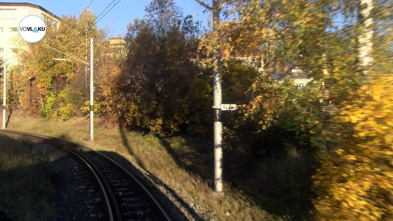UNIKÁTNY VLAKOVÝ VIDEOPROJEKT: Z Popradu-Tatier na Štrbské Pleso