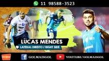 LUCAS MENDES - Lucas Ferreira Mendes da Silva - Lateral Direito - www.golmaisgol.com.br