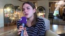 La fille de Roman Polanski et Emmanuelle Seigner présente son court métrage au Festival de La Baule (Exclu vidéo)