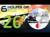 "26"" - Round 6 / 2013 FIA WEC 6 Hours of Fuji - Review"