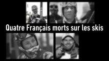 Ski - Disparition : Quatre Français morts sur les skis