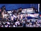 FIAWEC 6hFuji Porsche LMP1 919 Hybrid 3rd place