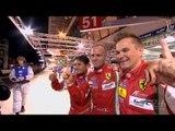 GTE Pro - AF Corse - Ferrari Car No. 51 ambiance of pole position