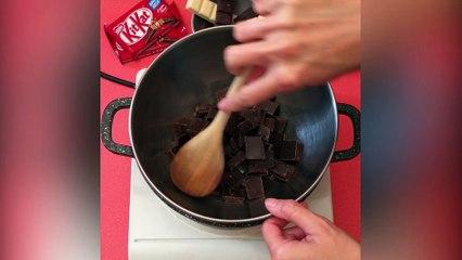 Les meilleures idées recettes avec du Chocolat [Volume 1]