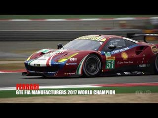 Flavour of the WEC 6 Hours of Shanghai 2017
