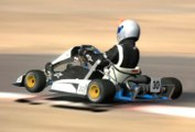 Gran Turismo 6 Kart 125cc Shifter 6 Marchas Camera On-Board Streets of Willow Springs HD