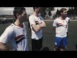 L'équipe Special OGC Nice face aux supporters