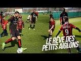 Le rêve éveillé des jeunes supporters de l'OGC Nice avec les joueurs