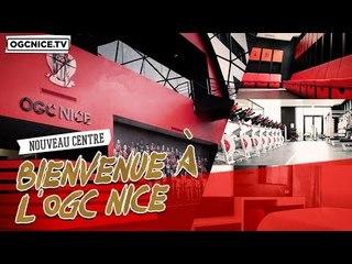 Visite guidée du nouveau centre d'entrainement et de formation de l'OGC Nice