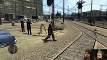 On mène à nouveau l'enquête dans L.A. Noire sur Switch