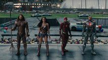 'Justice League': Fans Upset by Film's Revealing Amazonian Costumes | THR News