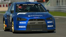 Lancer Evolution X Rally Car WRC vs Super GT On Board Mix Circuit Nordschleife Tipo V Full HD