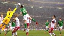 Qualifications Coupe du Monde 2018 - Irlande / Danemark - Un dégagement atroce offre l'ouverture du score à l'Irlande