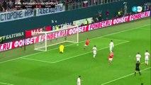 Fedor Smolov Goal ~ Russia vs Spain 3-3