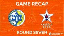 Highlights: Maccabi FOX Tel Aviv - Anadolu Efes Istanbul