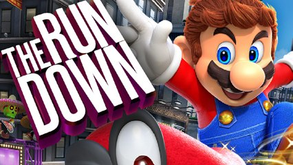 Mario Animated Movie Coming! - The Rundown - Electric Playground