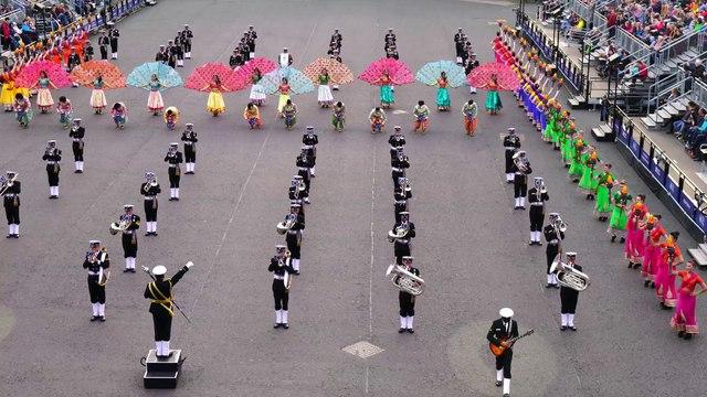 The Royal Edinburgh Military TATTOO 2017 4k
