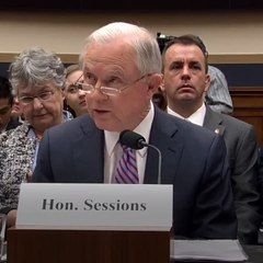 Jeff Sessions is back on Capitol Hill today [Mic Archives]