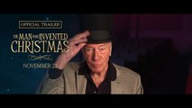 The Man Who Invented Christmas Trailer.The Man Who Invented Christmas 2017 Pelicula Completa
