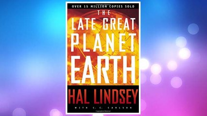 Image result for hal lindsey the late great planet earth