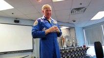 Astronaut Training Experience: Astronaut Jon McBride