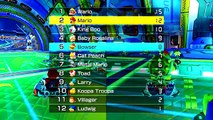 ABM: Mario Vs Bowser!! Mario Kart 8 Deluxe!! BATTLE & RACE MATCH!! HD