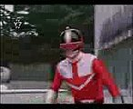 Power Rangers Time Force - The Power Rangers choose Wes
