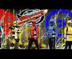 Tokumei Sentai Go-Busters - All Buster Machine Gattai - Zord Mode - Animal Mode