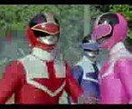 Power Rangers Time Force - End of Time - Final Morph and Mission