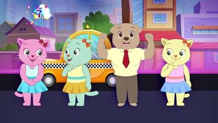 Kittens Vs Dogs Movie Prank   Cutians Cartoon Comedy Show For Kids   ChuChu TV