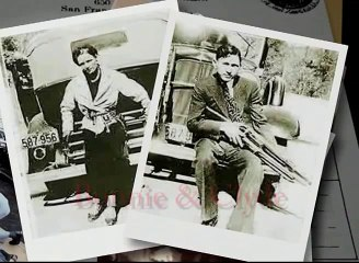 Crime Inc   Bonnie and Clyde