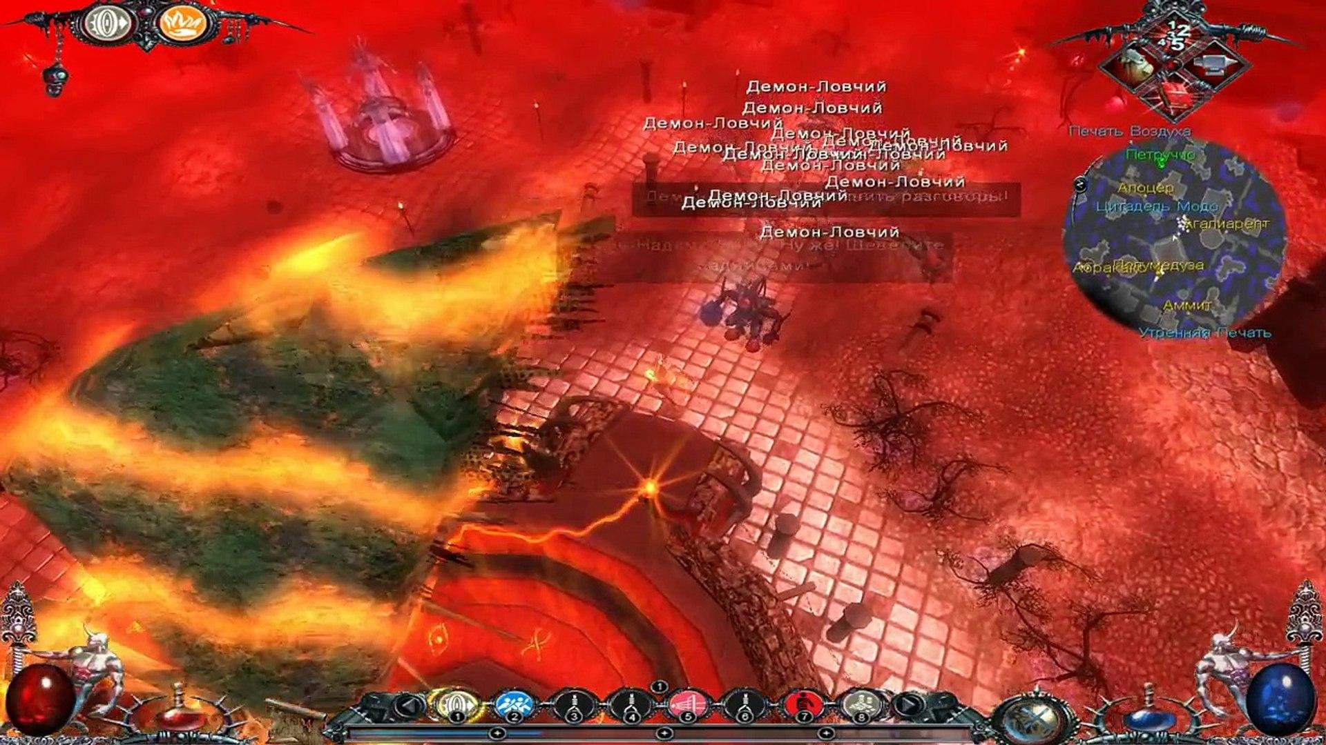 Let`s play Dawn of Magic ( Магия крови ) 5 - 3 FinalФинал