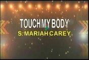 Mariah Carey Touch My Body Karaoke Version