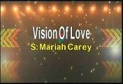 Mariah Carey Vision Of Love Karaoke Version