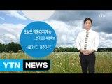 [날씨] 오늘도 찜통더위 계속...전국 곳곳 폭염특보 / YTN (Yes! Top News)